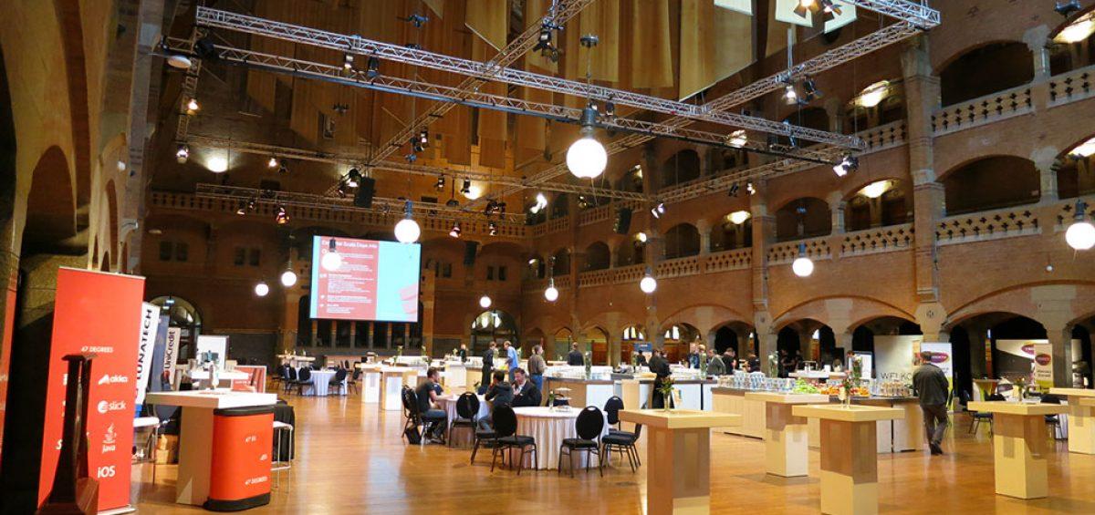 ScalaDays Amsterdam 2015 Exhibition Hall